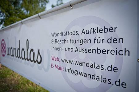 Banner Bannerfolie Karlsruhe