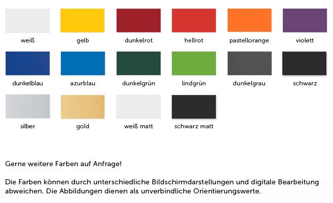 farben beschriftung farbfaecher